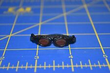"1:6 scale Orange Tinted Black Sunglasses Goggles for 12"" Action Figures C-221"