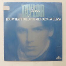 JOHN TAYLOR I do what i do ( Theme from 9 1/2 Weeks BO Film OST ) 2010907