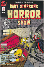 BART SIMPSONS HORROR SHOW # 10 VARIANT - COMIC ACTION 2006 - TOP