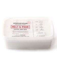 Melt & Pour Soap Base Goat's Milk 1Kg (SOAP1KGOAT)