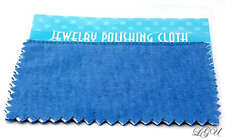 JEWELRY SILVER/GOLD/PLATINUM CLEANING POLISHING CLOTH