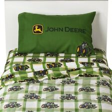 John Deere Sheet Set - Twin
