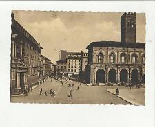 131239 antica cartolina di bologna manca francobollo 1949