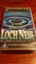 LOCH NESS - TED DANSON VHS VIDEO TAPE
