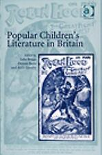 Popular Children's Literature in Britain by Julia Briggs, Matthew Grenby and...