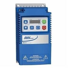 LENZE AC TECH VFD AC VARIABL SPEED DRIVE ESV751N01SXB 1HP, 120V/240V 1PH IN