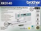 Brother XR3140 Computerized Sewing & Quilting Machine New!!