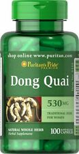 Dong Quai / Angelica 530 mg x 100Capsules  Anemia : Menopause : Sexual Health