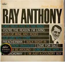 LP 6621  RAY ANTHONY - SMASH HITS OF '63