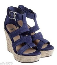 UGG AUSTRALIA LAURIE SANDALS, WEDGES SHOES- SIZE US 10- NEW
