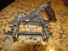 STANLEY MILLERS PATENT NO.141 BULL NOSE PLOW PLANE