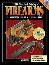 br - 2010 Standard Catalog of Firearms by Dan Shideler new