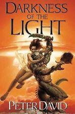 Darkness of the Light (Book 1 of The Hidden Earth) (HC)