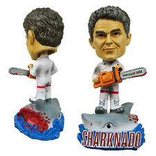 BEELINE CREATIVE SHARKNADO 3 THE HOFF VS SHARKNADO BOBBLE HEAD DAVID HASSELHOFF
