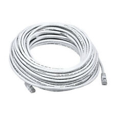 75FT White Cat5e 350MHz UTP RJ45 Ethernet Bare Copper Network Cable