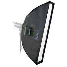 Mettle Striplight-Softbox 22x91 cm adattatore universale