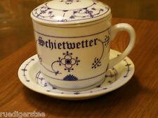Kräuter Tee Tasse Schietwetter Pott