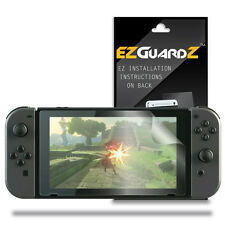 5X EZguardz Clear Screen Protector Cover HD 5X For Nintendo Switch