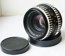 Carl Zeiss Jena 2.8/80mm Biometar Lens Zebra ver MF 6x6 Pentacon Six mount