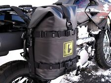 Wolfman Expedition Dry Saddlebags EX505 - Black - Perfect off-road saddle bags!