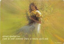 B53860 aimer quelqu`un c`est le voir comme Dieu a voulu qu`il soit Femmes Women