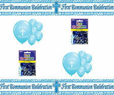 FIRST HOLY COMMUNION BOY PARTY PACK (10)