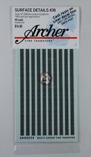 Archer Fine Transfers HO-Scale (1/87) 14 inch wide Louvers AR88038