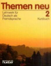 Themen Neu 2 Kursbuch: Kursbuch 2: Lehrwerk für Deutsch als Fremdsprache, Heiko