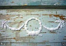 Shabby n Chic Baby Wreath w/ Swags * Cottage Furniture Appliques @ FREE SHIPPING