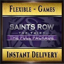 Saints row: the third-the full package-steam cd-key [pc] instant delivery