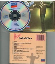 John Miles ‎– Rebel CD 1987