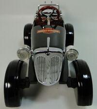 Ford Pedal Car 1930s  Pickup Truck Vintage Black Midget Metal Show Model Art