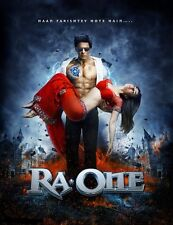 Ra One (2011) - Shahrukh Khan, Kareena Kapoor - bollywood hindi movie dvd