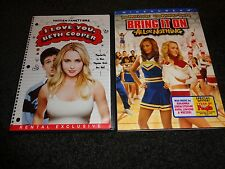 I LOVE YOU, BETH COOPER & BRING IT ON, ALL OR NOTHING-2 movies-HAYDEN PANETTIERE