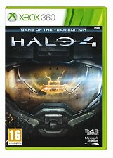 Halo 4 Game Of The Year (GOTY) Game Xbox 360 Microsoft Xbox 360 PAL Brand New