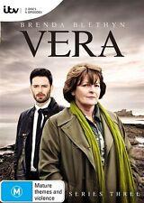 Vera : Series 3 (DVD, 2014, 2-Disc Set) (Region 4) Aussie Release