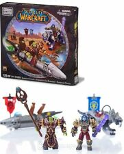 Mega Bloks world of Warcraft Barrens Chase - 91025 ** cadeau **