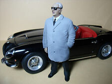 FIGURINE  ENZO  FERRARI  1/18  VROOM   A  PEINDRE  FOR  CMC  UNPAINTED  KIT