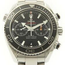 Authentic OMEGA Seamaster Planet Ocean Chrono Automatic  #260-001-798-4607