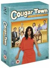 Cougar Town - Series 1-3 - Complete (DVD, 2012, 10-Disc Set)
