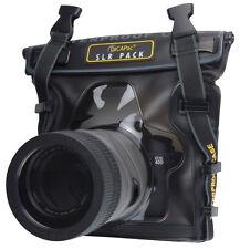 DiCAPac WP-S10 Waterproof case for SLR 5D A77 D7000 7D D4 S5PR