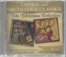 VA-The Majesty & Glory Of Christmas/The Beauty Of Christmas 2 CD's (New-Sealed)