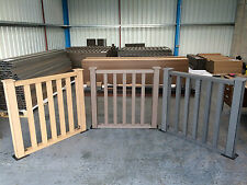 Composite Decking Balustrade Pack in Autumn 1 Linear Metre Ecoscape UK