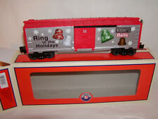 Lionel 6-26489 Hershey's Bells Box Car O 027 MIB New 2013 Christmas Holiday