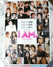 I AM: SMTOWN Live World Tour in Madison Square Garden Taiwan Promo Poster (TVXQ)