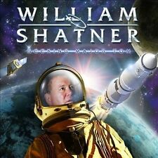 Seeking Major Tom [Digipak] by William Shatner (CD, Oct-2011, 2 Discs,...