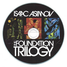 Isaac Asimov - The Foundation Trilogy (MP3 CD)