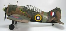 Hobby Master 1/48 Brewster F2A Buffalo Fighter, RNZAF, Kallang, Singapore, 1941