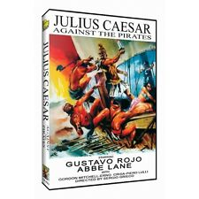 Julius Caesar Against the Pirates-DVD 2014-1962-Rome-Gladiator-King-Action-ships