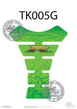 Kawasaki ZX10R ZX6R Green 3D Gel Tankpad Protector